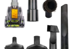 different types of vacuum attachments